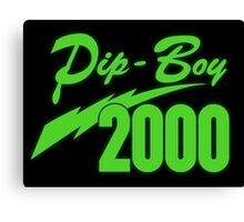 Pip Boy 2000 Canvas Print