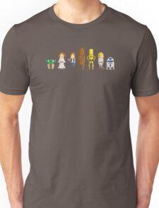 Star wars - Pixel serie Unisex T-Shirt