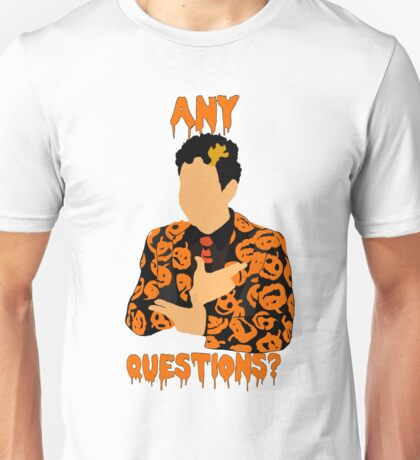 David Pumpkins-SNL Unisex T-Shirt