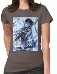 agk Womens Fitted T-Shirt