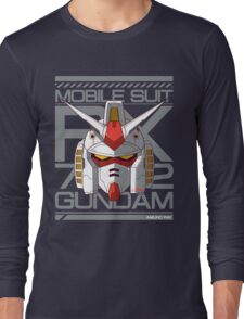 Gundam RX-78-2 Long Sleeve T-Shirt