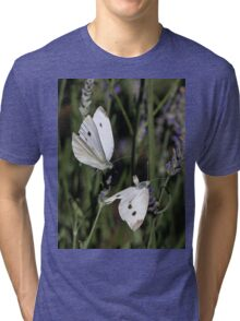 Love  Papillons - Butterfly  14 (t)  Okaio Création  Panasonic fz 1000   510.000 photos 2016 Tri-blend T-Shirt
