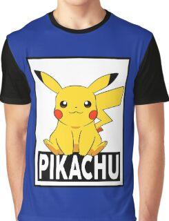 Pikachu Graphic T-Shirt