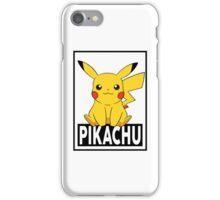 Pikachu iPhone Case/Skin