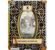 The Marvelous Tarot - X iPad Case/Skin