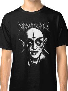 Black Metal Nosferatu Classic T-Shirt