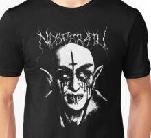 Black Metal Nosferatu Unisex T-Shirt