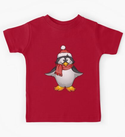 """Penguin"" Kids Tee"