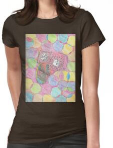The wonderful shoes dream Womens Fitted T-Shirt