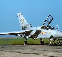 Panavia Tornado F.2T ZD904/AE by Colin Smedley