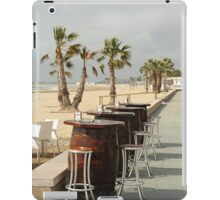 Bar stools iPad Case/Skin