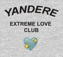YANDERE CLUB One Piece - Short Sleeve