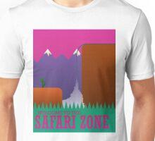 Welcome to the Pokemon Safari Zone! Unisex T-Shirt