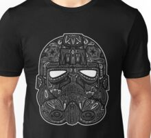 Mexican - Tie Fighter Calavera Unisex T-Shirt