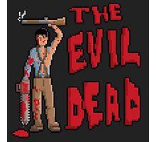 Evil Dead Pixel Art Photographic Print