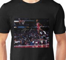 Michael Jordan Slam Dunk 2 Unisex T-Shirt