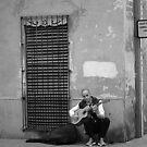 Spanish guitar. by Paul Pasco