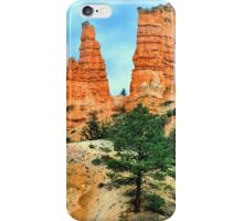 HOODOOS, BRYCE CANYON NP iPhone Case/Skin
