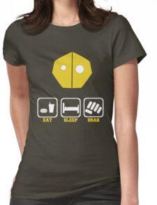 Blitzcrank Womens Fitted T-Shirt