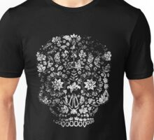 Mexican - Distressed Day Of The Dead Skull Unisex T-Shirt