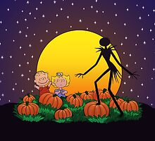 The Great Pumpkin King by Ellador