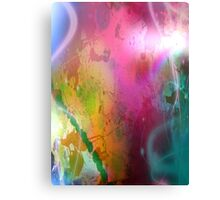 My Mind's Melody Canvas Print