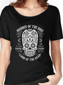 Mexican - Travel Agent Catrina Women's Relaxed Fit T-Shirt