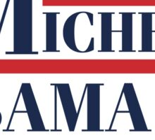 Michelle Obama 2024 - Michelle Obama For President Sticker