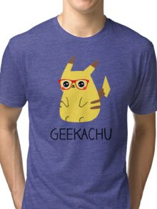 Super Geeky Tri-blend T-Shirt