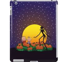 The Great Pumpkin King iPad Case/Skin