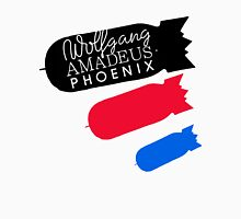 Wolfgang Amadeus Phoenix Mens V-Neck T-Shirt