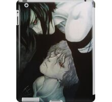 Protector of the damned  iPad Case/Skin