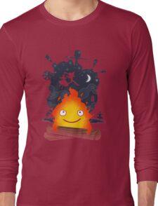 Walking Castle Long Sleeve T-Shirt