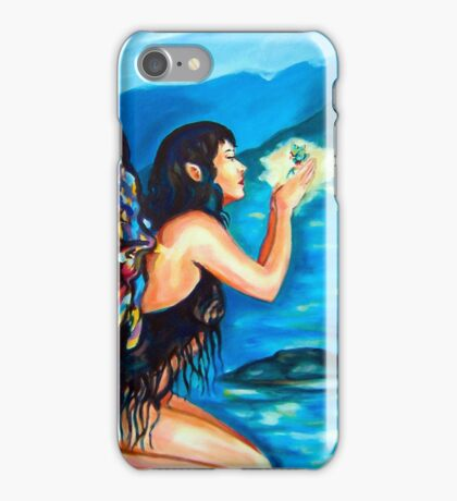 Luz matutina iPhone Case/Skin