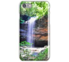 Moore Cove Falls iPhone Case/Skin