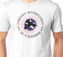 Strategic Reconnaissance SR-71 Blackbird Unisex T-Shirt
