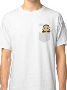 Pocket Peggy | Hamilton Classic T-Shirt