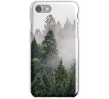 Lost in the woods iPhone Case/Skin
