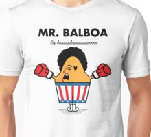 Mr B\lboa Unisex T-Shirt
