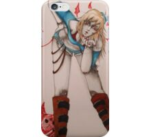 Sin -a- holic iPhone Case/Skin