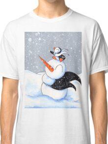 Scarf Buddies Classic T-Shirt