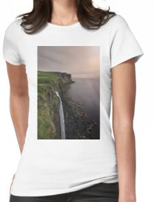 Kilt Rock in all its glory Womens Fitted T-Shirt