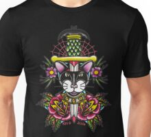 Cat Dagger Unisex T-Shirt