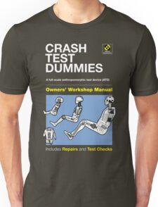 Owners' Manual - Crash Test Dummies - T-shirt Unisex T-Shirt