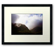 Magical Isle of Skye Framed Print