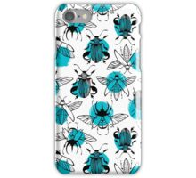 Exotic beetles iPhone Case/Skin