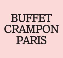 Black Buffet  One Piece - Long Sleeve