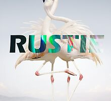 Rustie Green Language by luigi2be