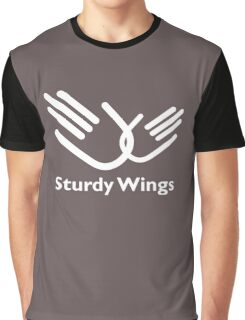 Sturdy Wings Graphic T-Shirt