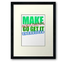 M.A.G.G.I.E. Framed Print
